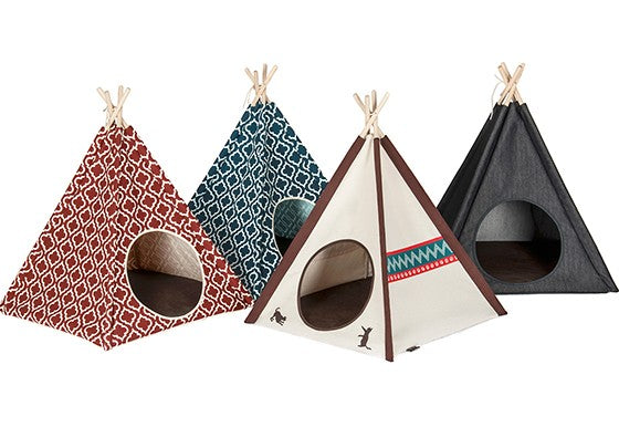 DOG TEEPEE CLASSIC (4 COLORS), Beds - Bones Bizzness