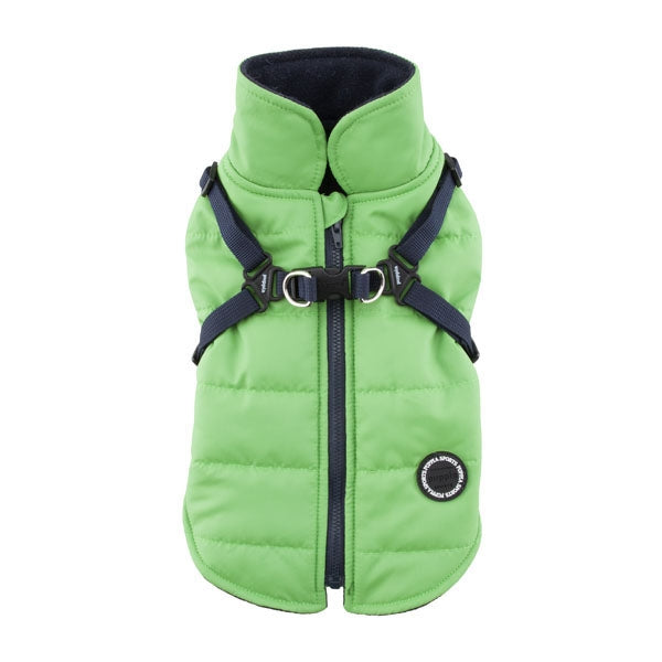 GREEN MOUNTAINEER II DOG COAT