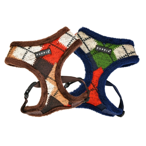 JOLLY HARNESS A - BROWN / NAVY