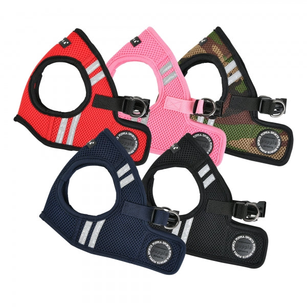 SOFT VEST HARNESS® PRO - RED / PINK / CAMO / NAVY / BLACK