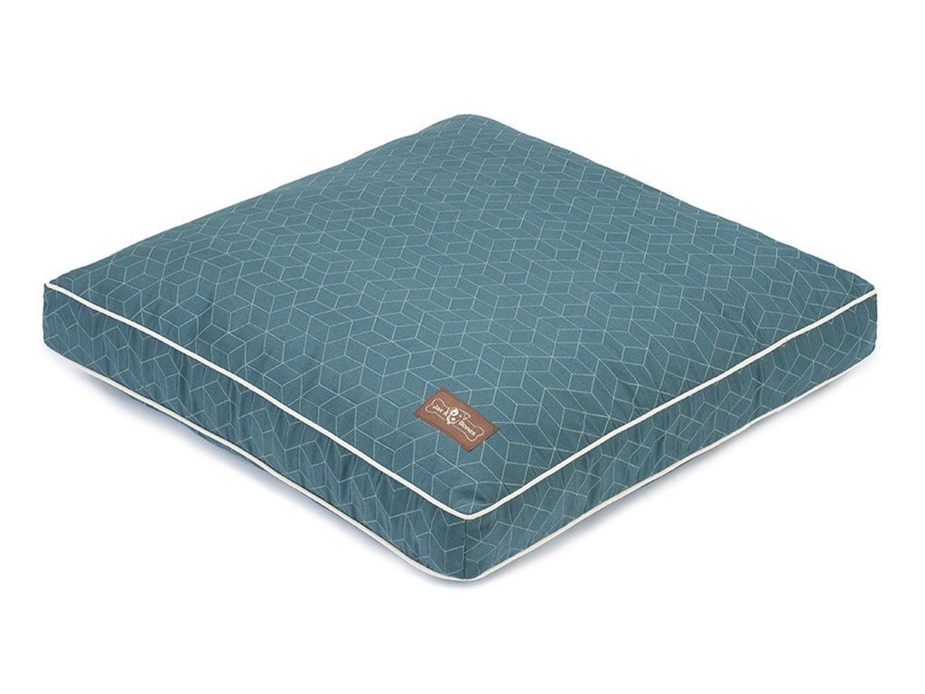 POOLSIDE QUAD PILLOW DOG BED, Beds - Bones Bizzness