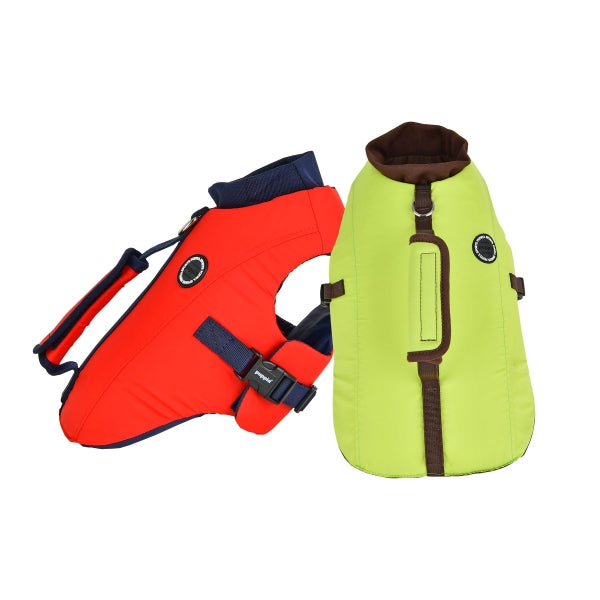 IRWIN PUPPIA LIFE JACKET DOG COAT