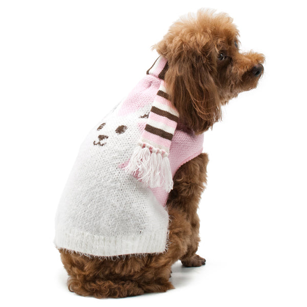 PP BUNNY DOG SWEATER
