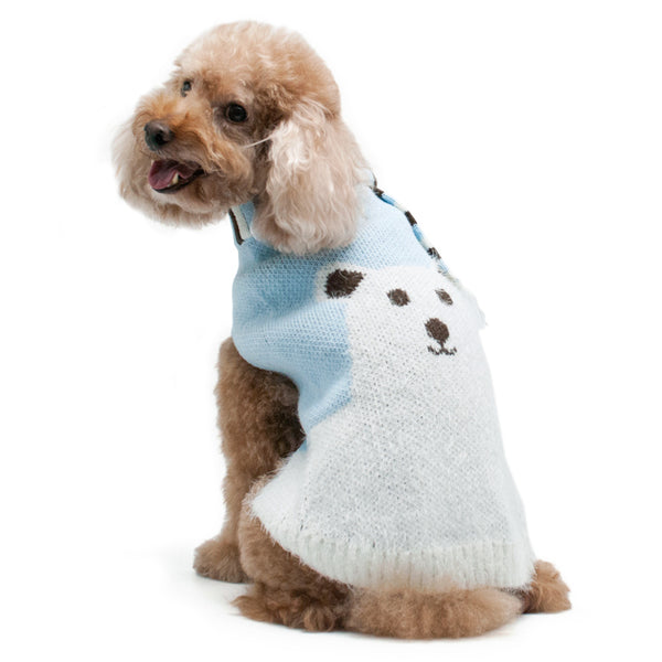 PP POLAR BEAR DOG SWEATER