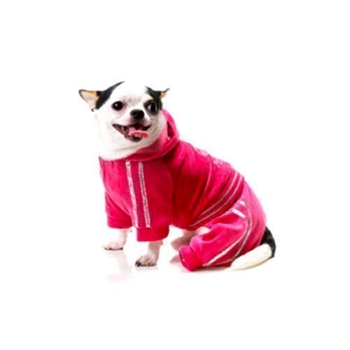 PRINCESS DOG JUMPER 2 PINK