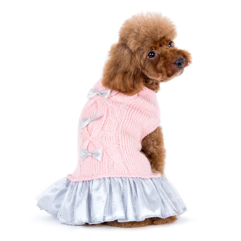 PARTY PRINCESS DOG DRESS, Dress - Bones Bizzness