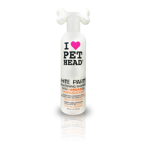 BRIGHTENING DOG SHAMPOO - WHITE PARTY, Groom - Bones Bizzness