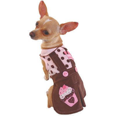 ROYAL SWEET TREAT DOG DRESS, Dress - Bones Bizzness