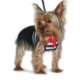 EASYGO SAILOR DOG HARNESS, Harness - Bones Bizzness