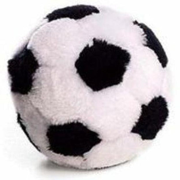 SPOT PLUSH SOCCER BALL ETHICAL PRODUCTS  DOG TOY, Toys - Bones Bizzness