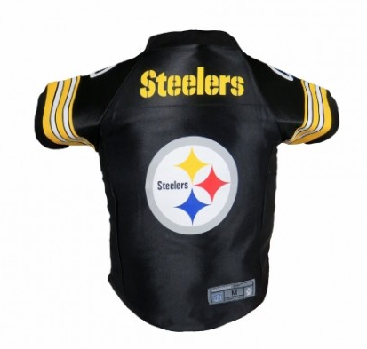 PITTSBURGH STEELERS DOG JERSEY – PREMIUM, NFL Jerseys - Bones Bizzness