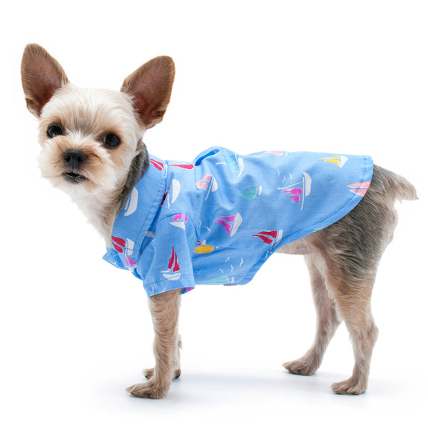 SUMMER BEACH DOG SHIRT