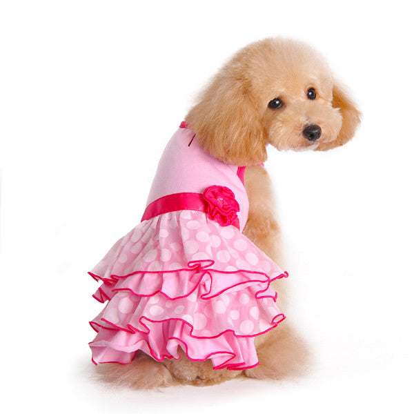 SUMMER TIME  DOG DRESS, Dress - Bones Bizzness
