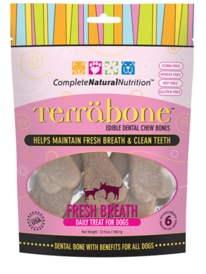 TERRABONE B - CALM, Treats - Bones Bizzness