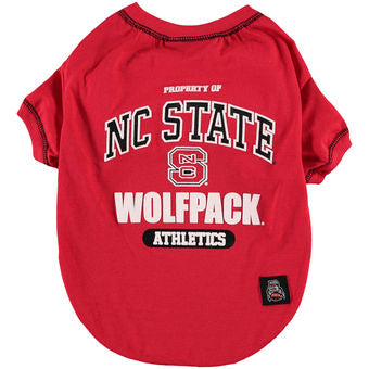 NORTH CAROLINA STATE DOG JERSEY, NCAA - Bones Bizzness