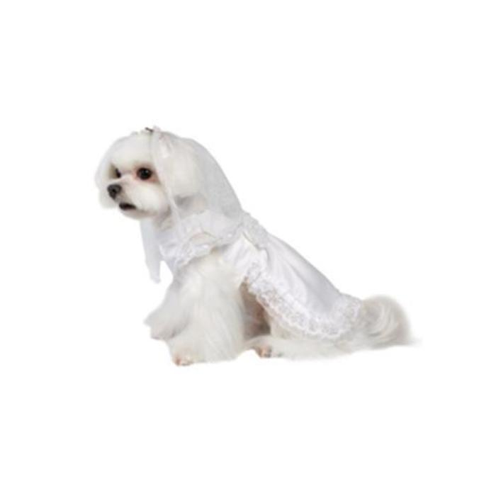 VERA WEDDING DOG DRESS