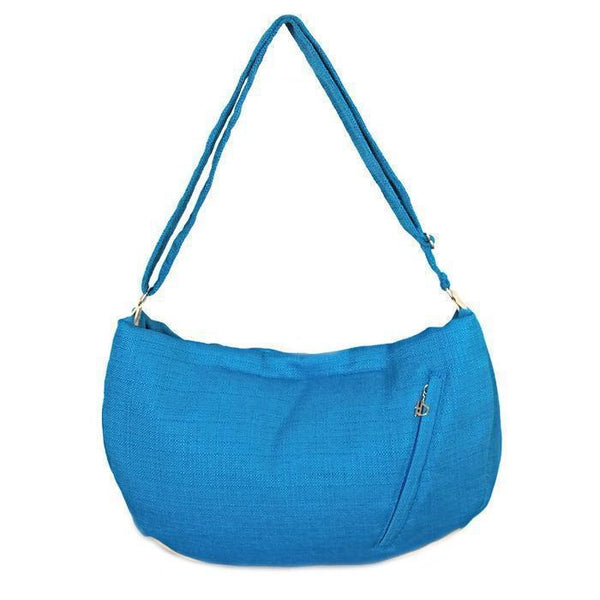 Vienna Luxury Sling Dog Carrier Caribbean Blue