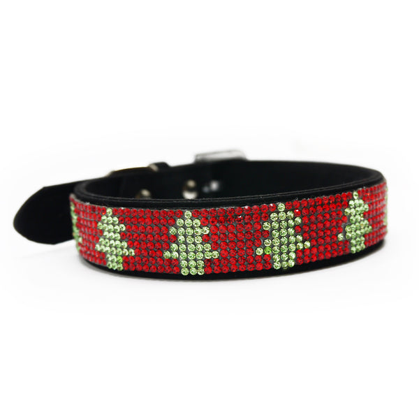HOLIDAY VIP BLING COLLAR