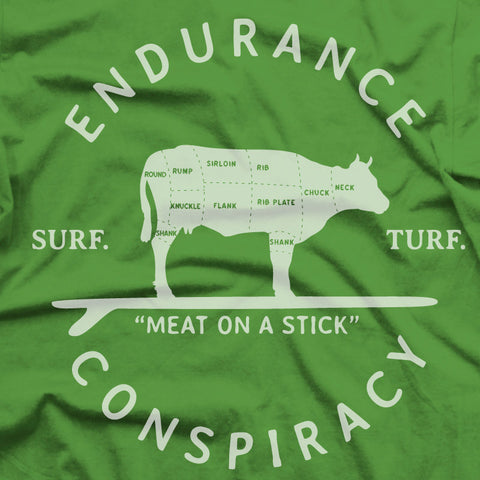 Surf And Turf - Grass Stain