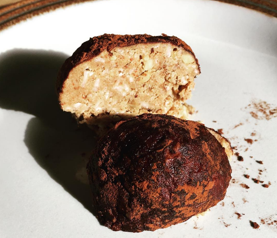 Easy Protein Energy Ball Recipe with Pure Raw Honey