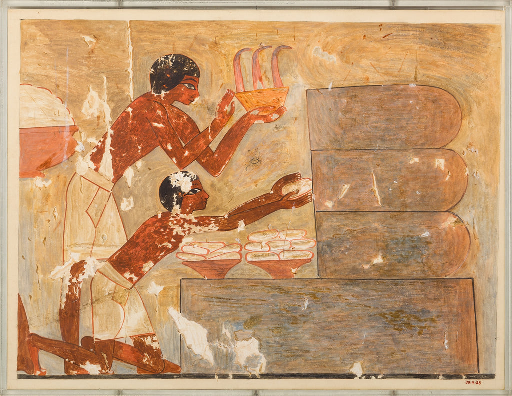 Raw Honey in Ancient History