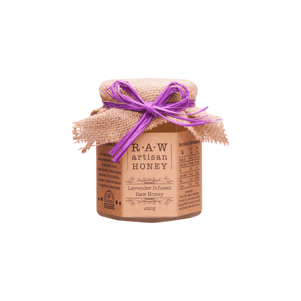 Lavender Honey_Raw Artisan Honey