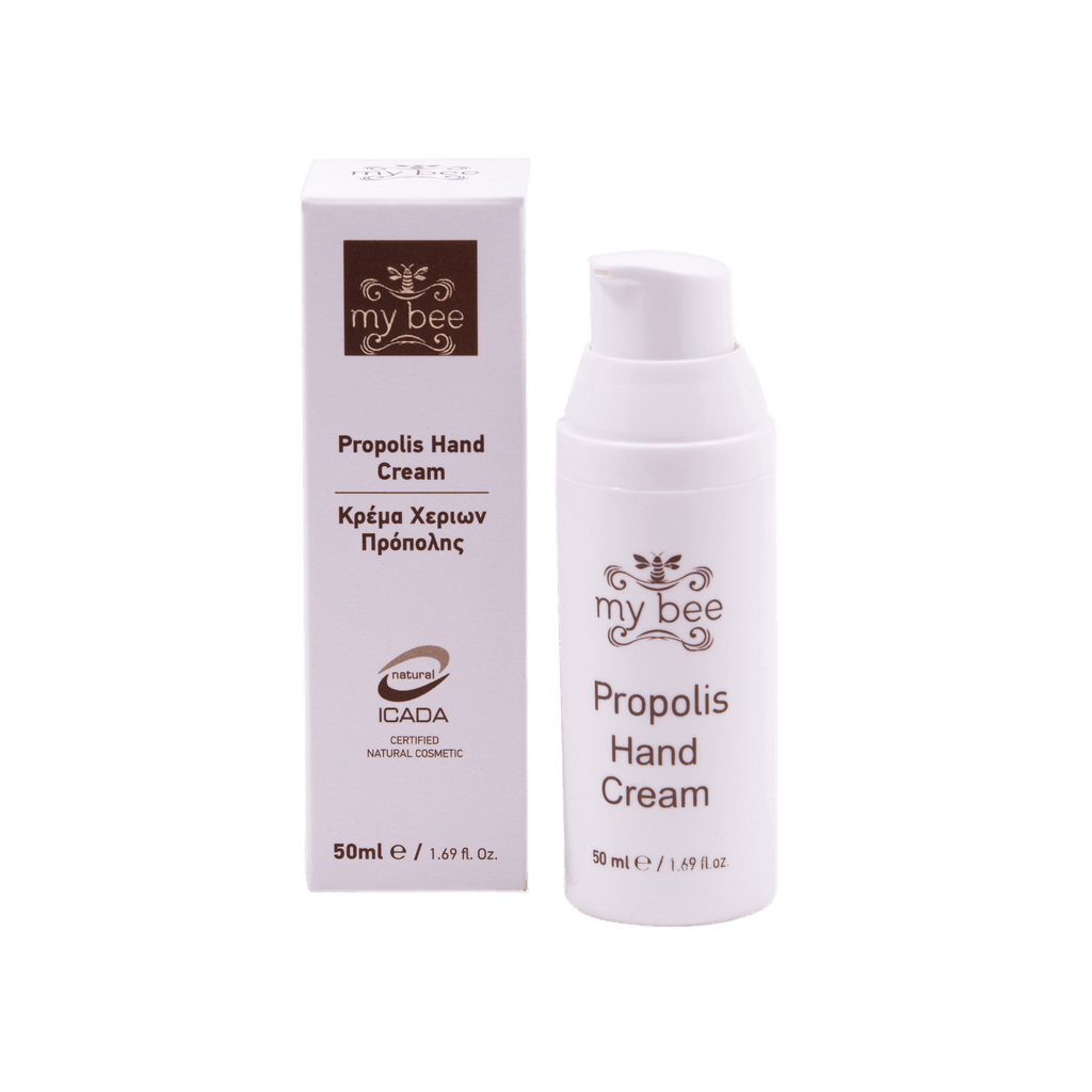 Propolis Eye Cream_Organic cosmetics_Raw Artisan Honey