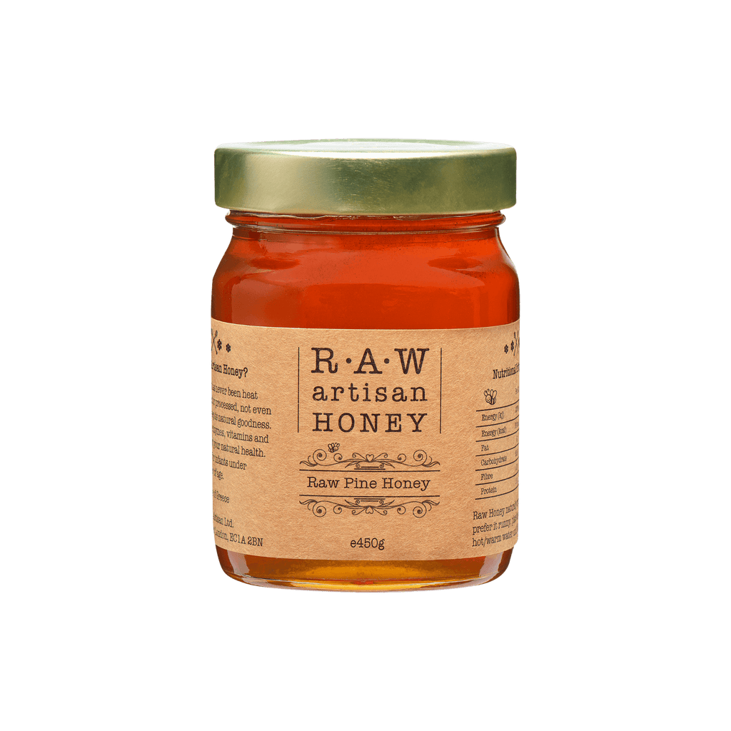 Pine Honey_Raw Artisan Honey