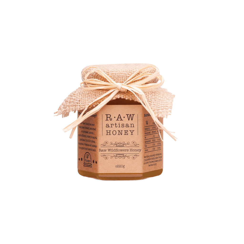 Wildflower Honey_Raw Artisan Honey