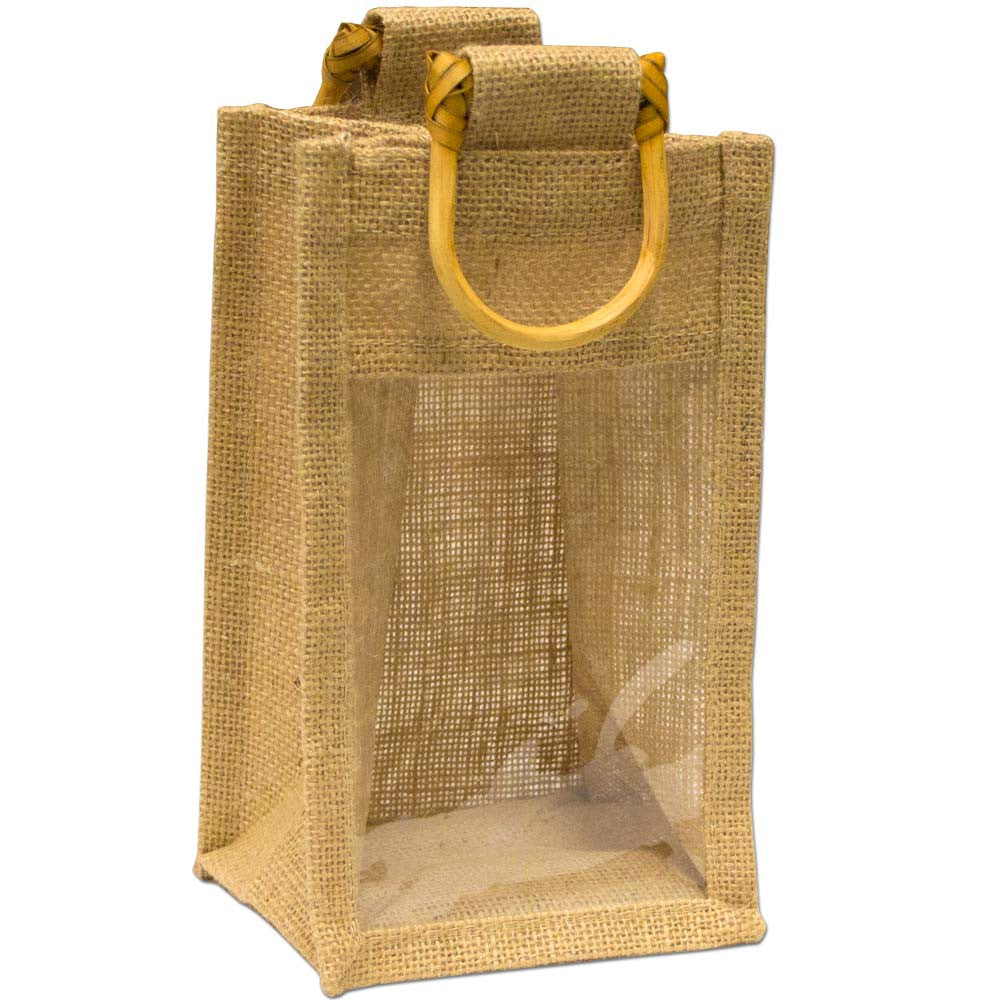 Gift Bag for 1 Large Honey Jar - Raw Artisan Honey Shop