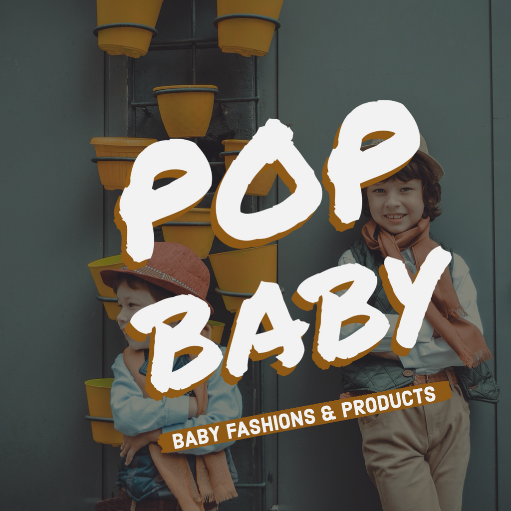 Baby Clothes Baby Products by POP ATL