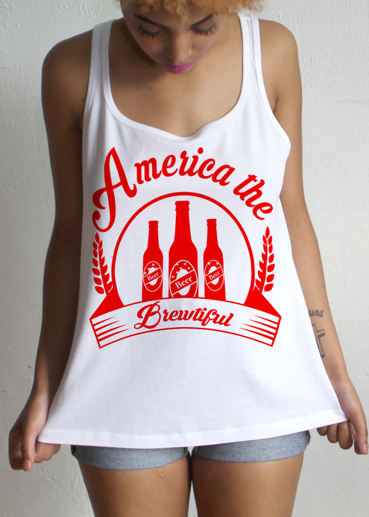 AMERICA, THE BREWTIFUL TANK