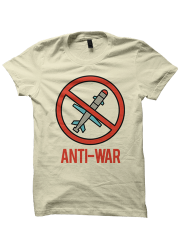 Anti-War Missle T-Shirt