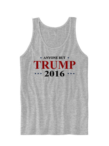 Anyone But Trump Tank Top