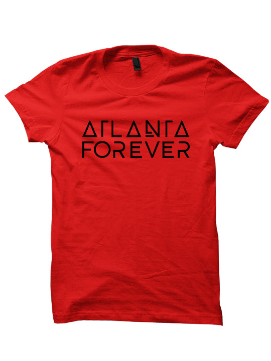 Copy of ATLANTA FOREVER - T-Shirt [Black Print]