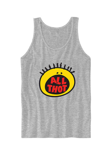 All Thot Tank Top