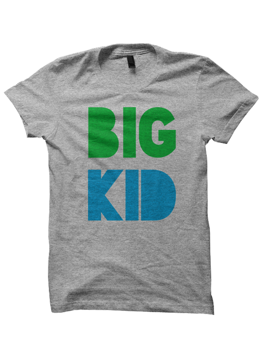 BIG KID T-SHIRT
