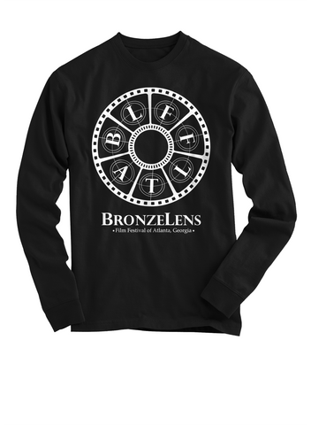 BronzeLens Long Sleeve Logo T-shirt