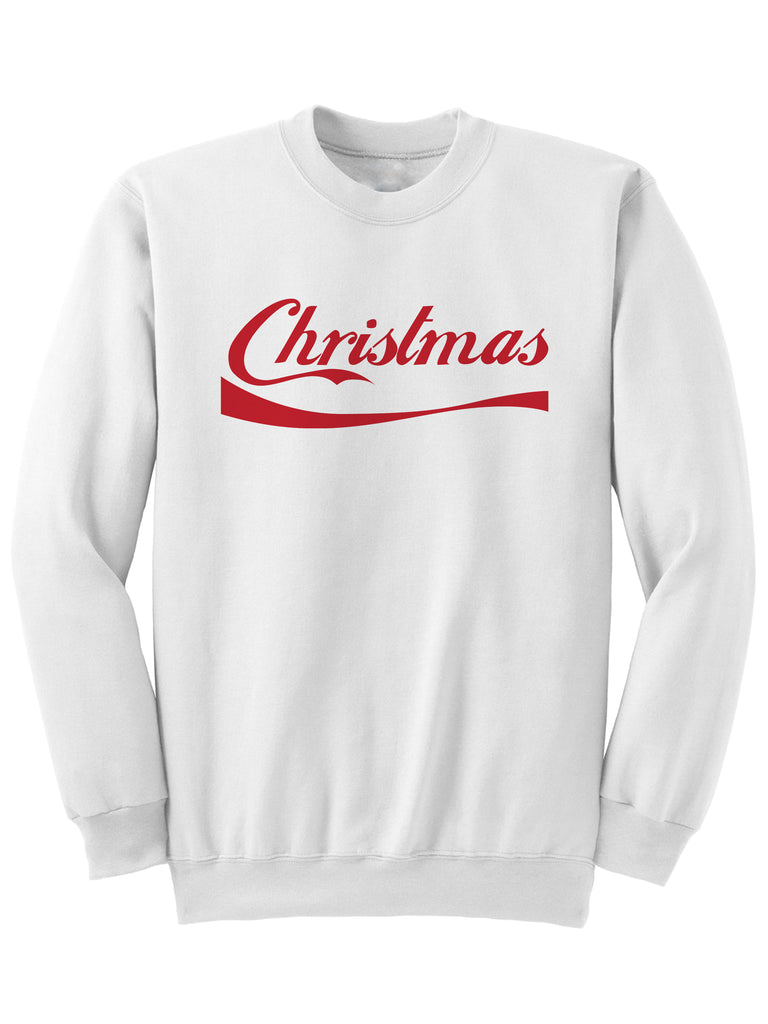 Christmas Cola Sweatshirt