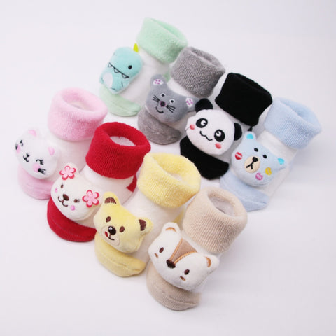 Cute Baby girl and boys Socks Infant Newborn