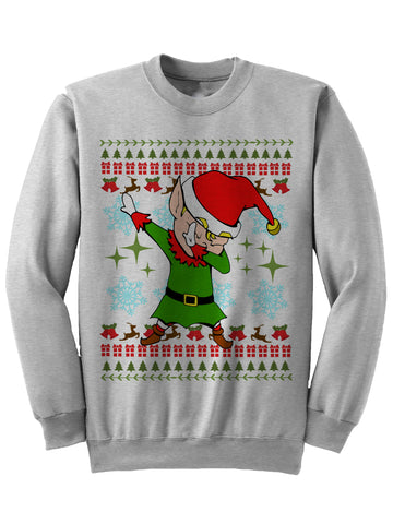 DABBING ELF - Christmas Sweatshirt