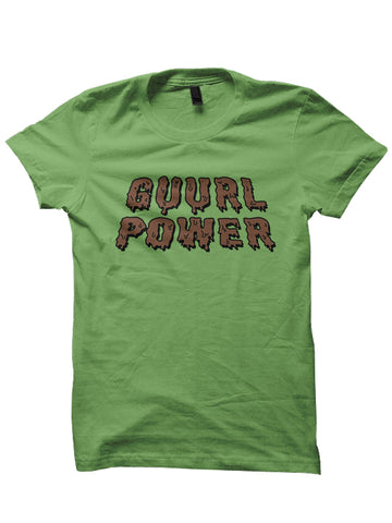 Guurl Power T-SHIRT