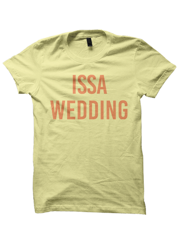 ISSA WEDDING T-Shirt