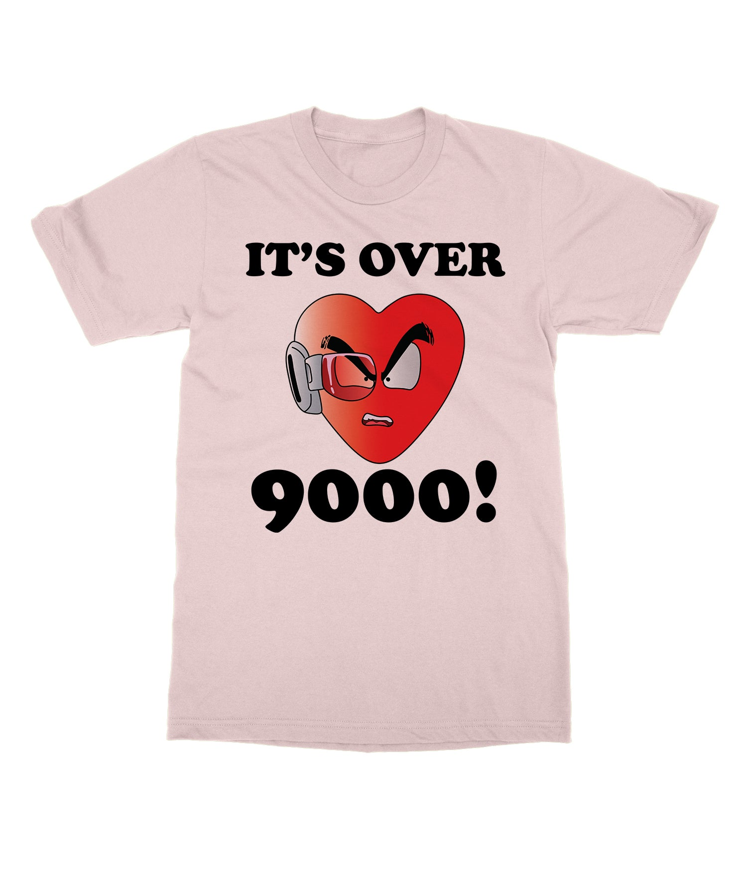 Its Over 9000 T Shirts Pop Atl