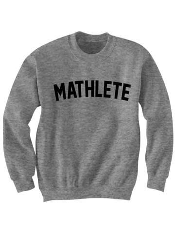 MATHLETE SWEATSHIRT