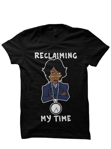 Reclaiming My Time T-Shirt Maxine Waters tee