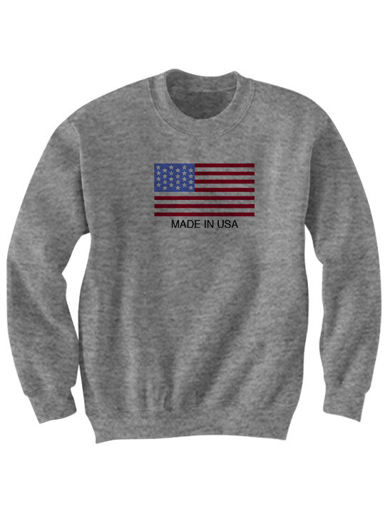 MADE IN USA SWEATSHIRT