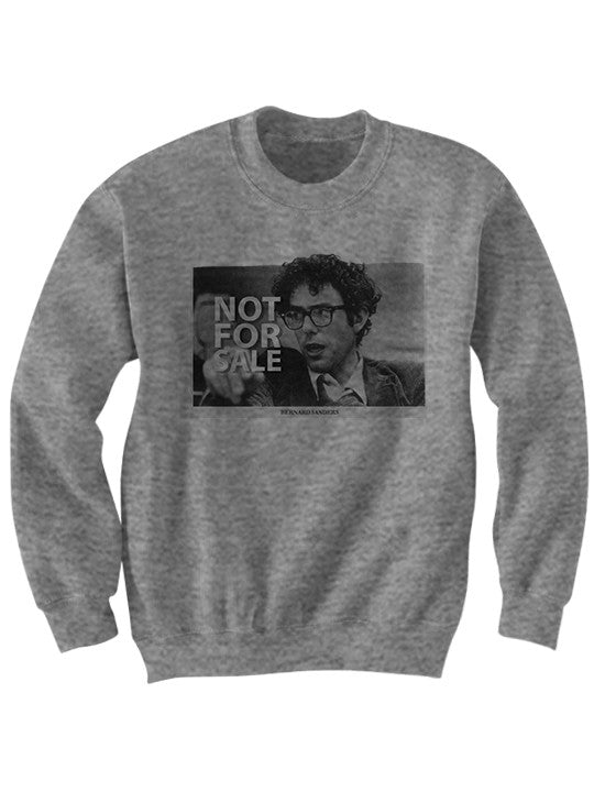 NOT FOR SALE SWEATSHIRT