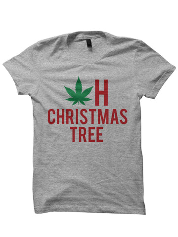Oh Christmas Tree - CHRISTMAS T-SHIRT