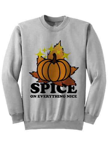 Pumpkin Spice - Thanksgiving Sweatshirt